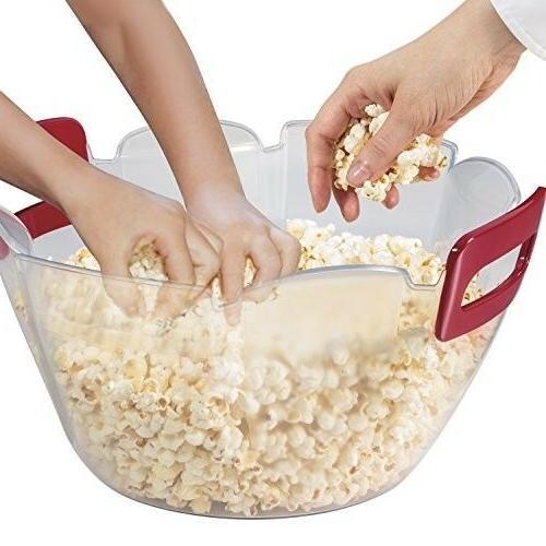 Hamilton Beach 73310 Party Popper Popcorn Red