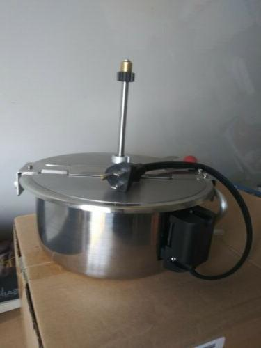 8 ounce replacement popcorn kettle for popcorn