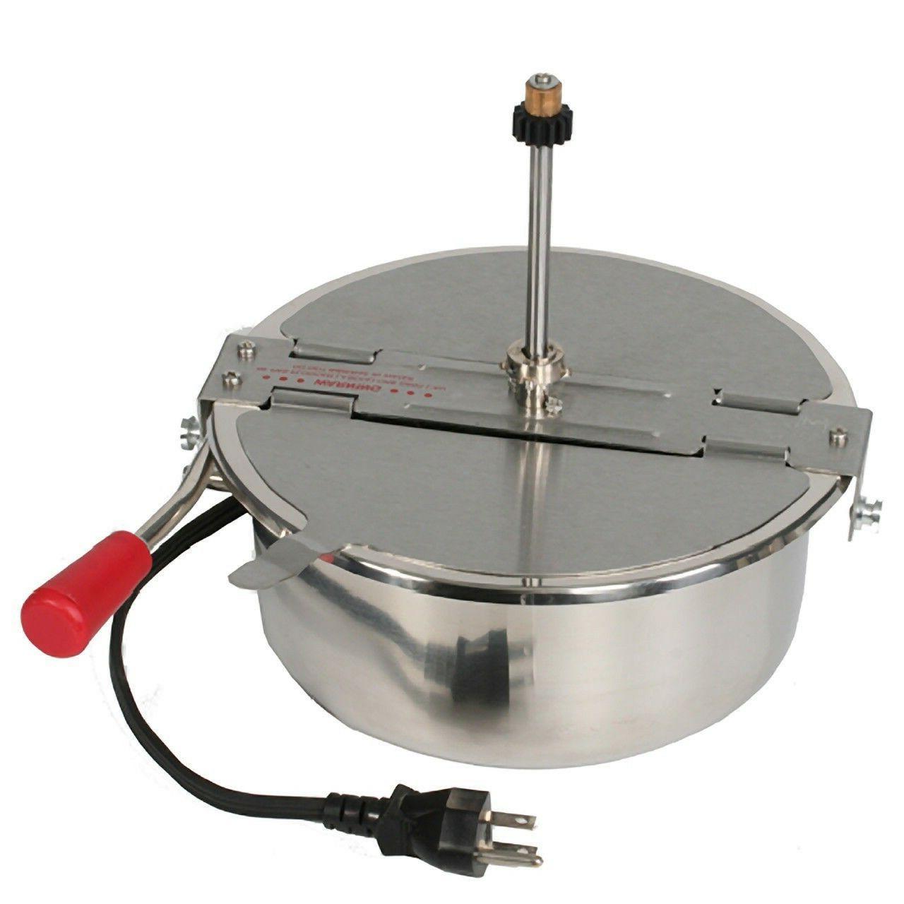 8 oz replacement popcorn kettle popcorn maker