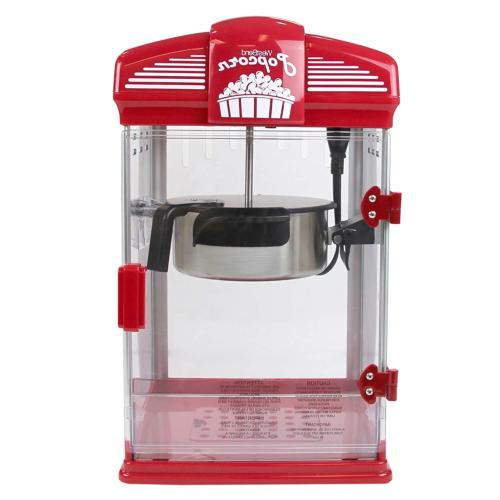 West Bend 82515 Oil Popper Machine Offers Nonstick and