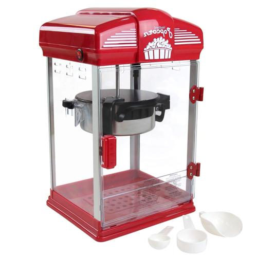 West Oil Style Popcorn Popper and