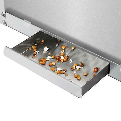 Zokop Vintage Healthy Hot-Air Tabletop Popcorn Maker