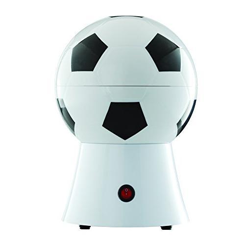 Brentwood Appliances PC-482 Soccer Ball Popcorn Maker, 8-Inc