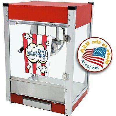 Cineplex-4 Popcorn Machine