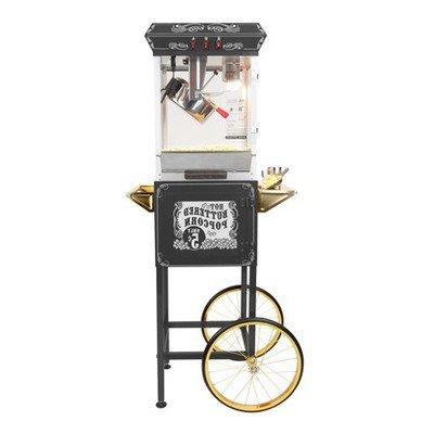 FunTime Sideshow Popper 8-Ounce Hot Oil Popcorn Machine with
