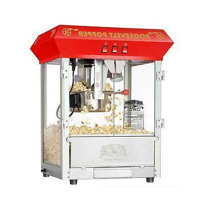 Great Northern Popcorn 6010 Roosevelt Antique Popcorn Maker