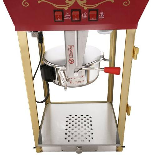 Great Northern Matinee Movie Popcorn Machine