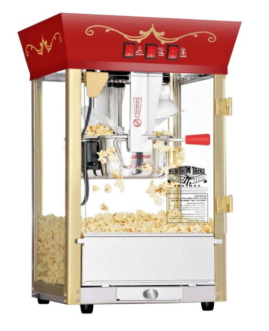 Great Northern Popcorn Red Matinee Movie Theater Style 8 oz.