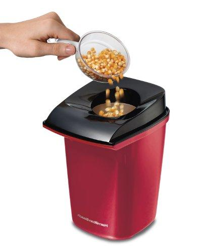 Hamilton Hot Air Popcorn Red