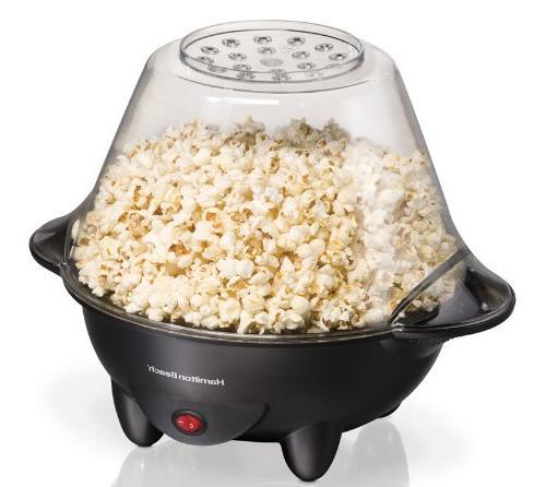Hamilton Oil Popcorn