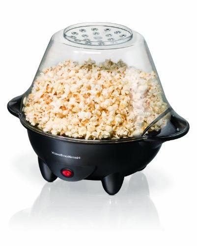 Hamilton Beach - Hot Oil Popcorn Popper