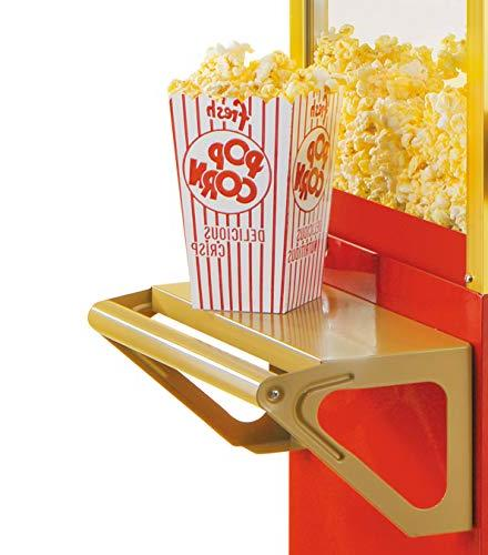 Nostalgia Vintage 6-Ounce Commercial Popcorn 53 Inches Tall