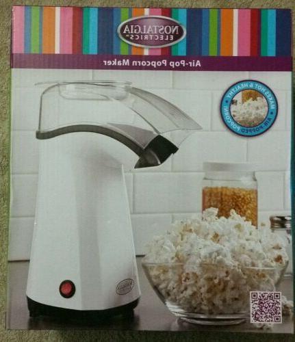 air pop hot air popcorn popper machine