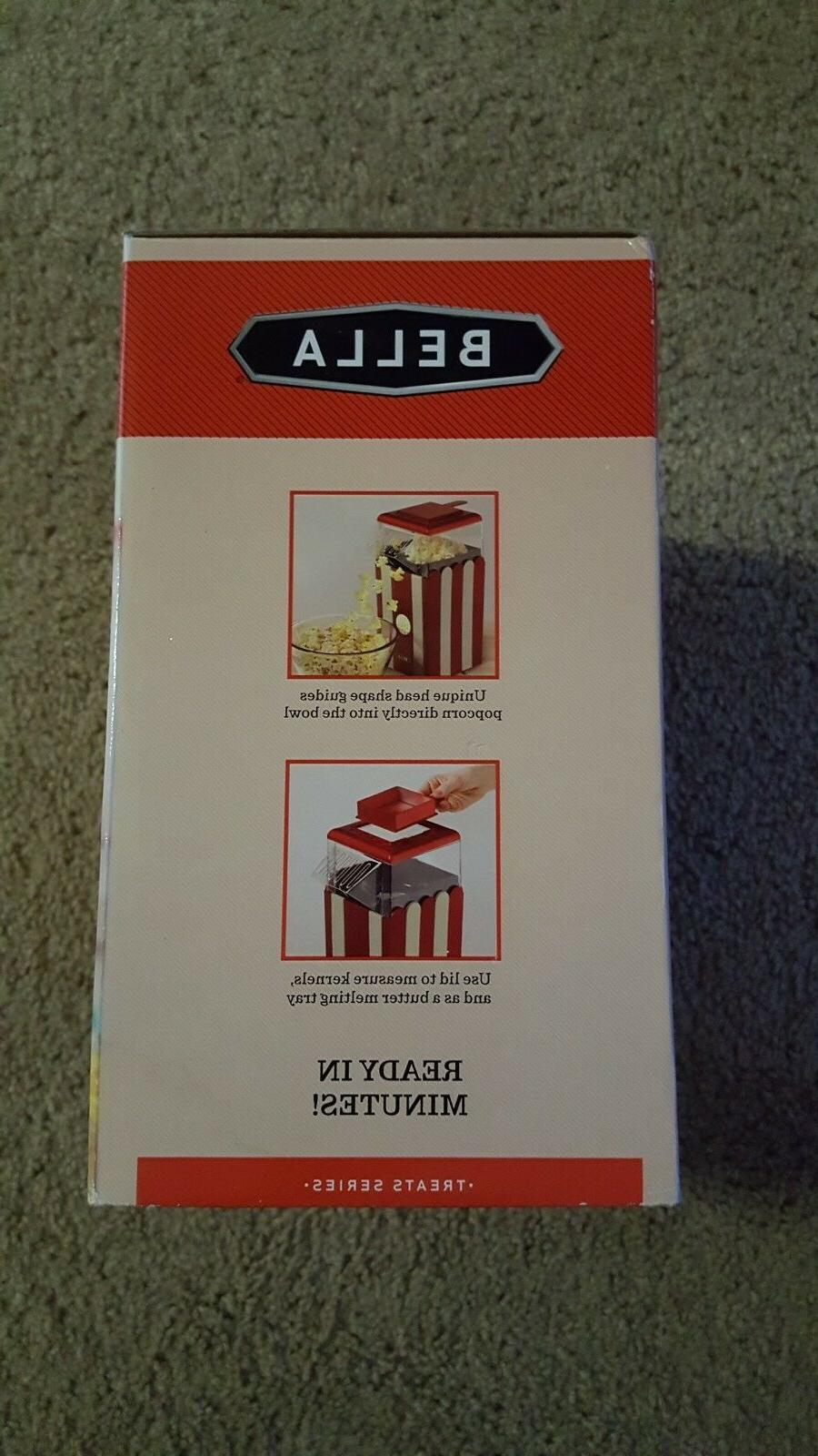Bella 13554 Popcorn Maker Hot Air - BRAND NEW!