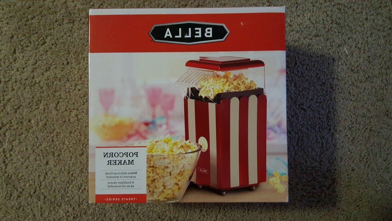 bella 13554 popcorn maker hot air popper