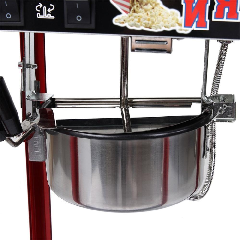 Best <font><b>Popcorn</b></font> Maker Table Top Cooker 230V Control