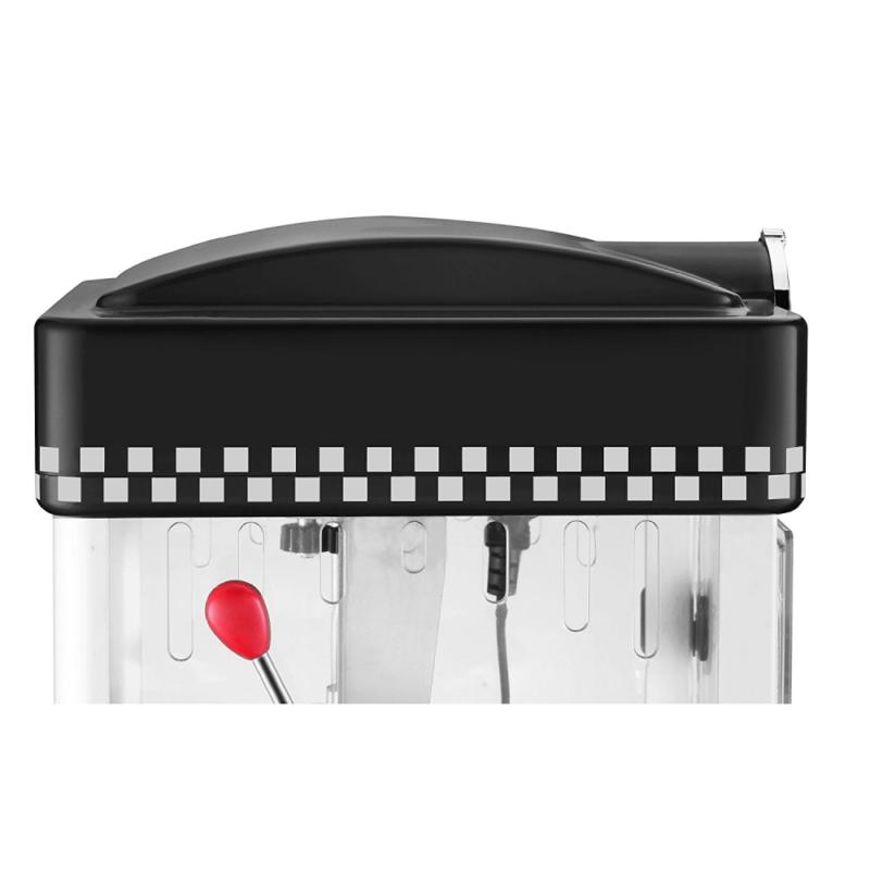 Great Black Tabletop Style Compact Popper