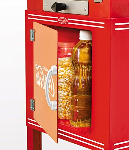 Nostalgia Electrics Coca-Cola Series Movie Popcorn 1 ea