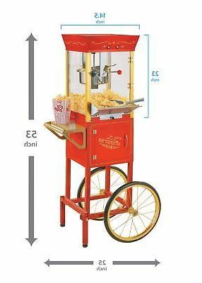 Nostalgia Vintage Commercial Popcorn 53