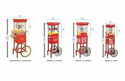 Nostalgia Vintage Commercial Cart - 53