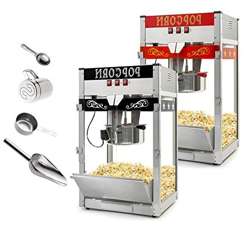 commercial popcorn machine maker popper