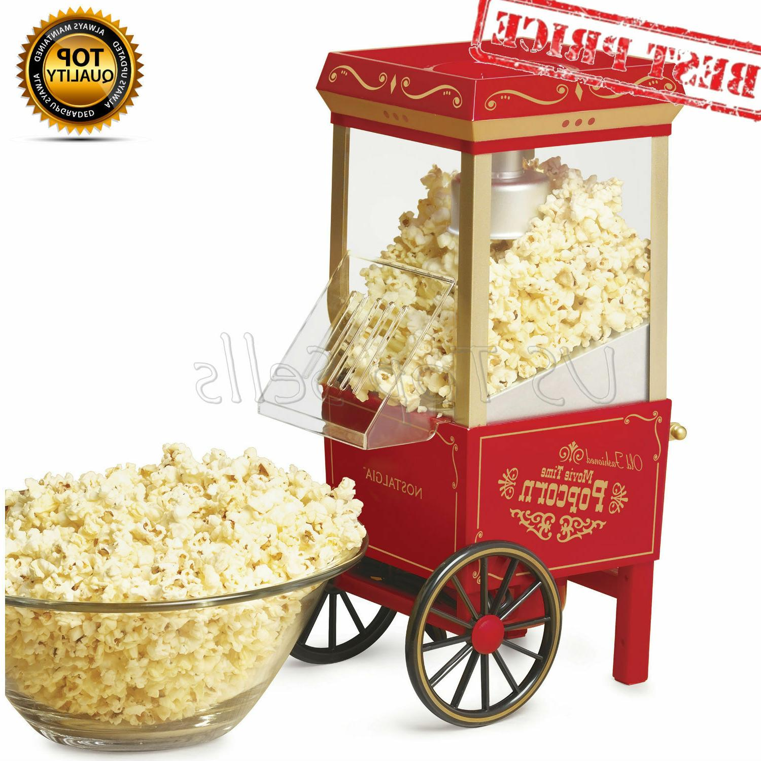 Commercial Popcorn 12-Cup New