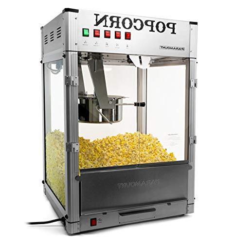Commercial Popcorn Maker Hot