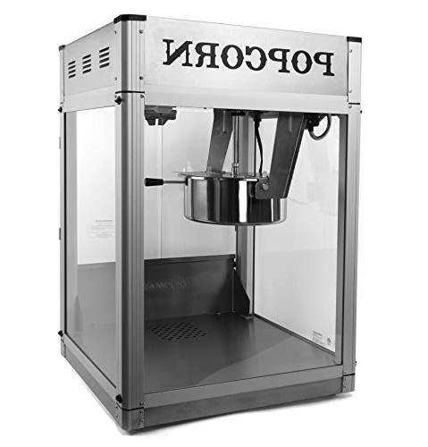 Paramount 20oz Commercial Maker Machine Hot Oil
