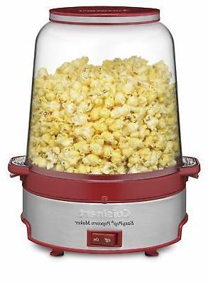 cpm 700 easypop popcorn maker red