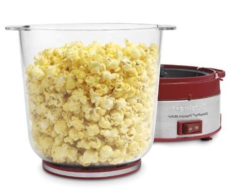 Cuisinart EasyPop Popcorn Maker,