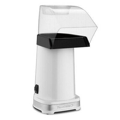 easypop hot air popcorn maker white easypop