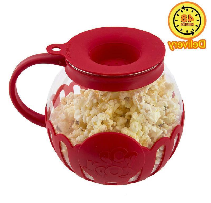 ekpre 4215 micro pop glass popcorn popper