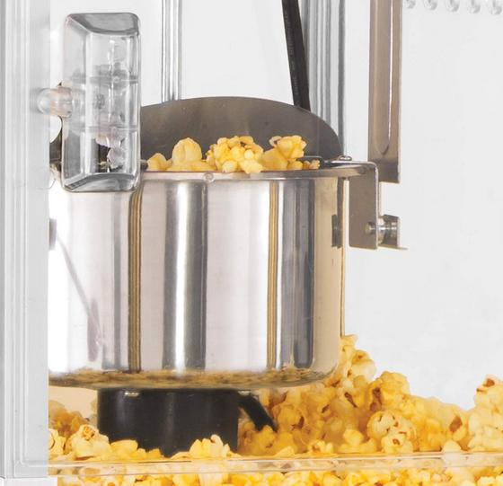 Electric Popcorn Style Home Kitchen