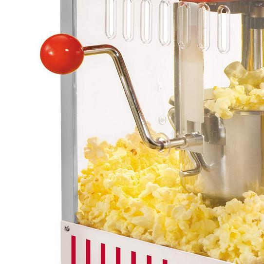 Electric Popcorn Popper Maker Vintage Style Home Kitchen