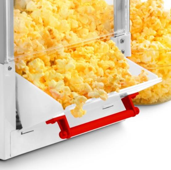 Electric Popcorn Corn Popper Hot Vintage Style Air