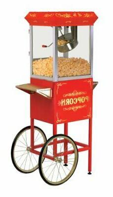 Elite Deluxe EPM-200 Maxi-Matic 8 Ounce Popcorn Popper Machi