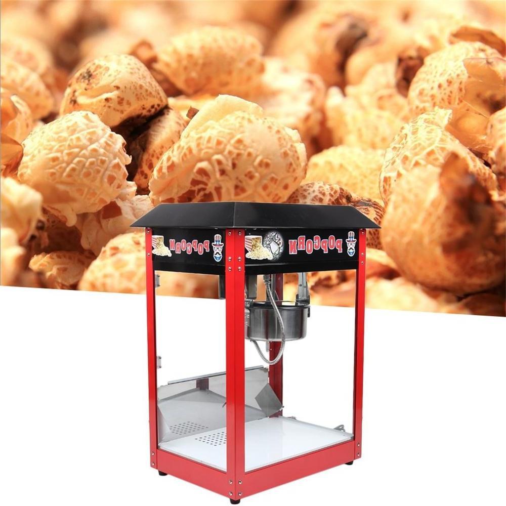 <font><b>8OZ</b></font> 1300W <font><b>Popcorn</b></font> Table Cooker 230V With