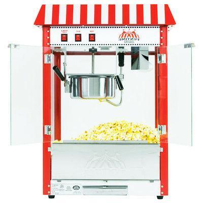 Funtime 8 OZ Commercial Carnival Bar Popcorn