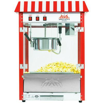 Funtime 8 Commercial Carnival Popcorn