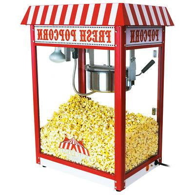 Funtime 8 Commercial Carnival Bar Popcorn