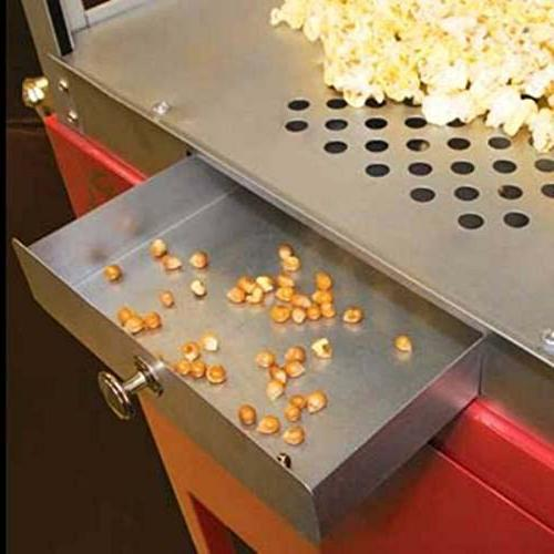 FunTime Full Carnival Style 8 oz. Hot Oil Popcorn Machine in