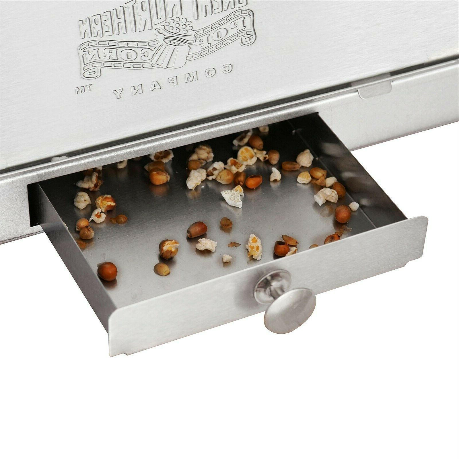 Great Countertop Popcorn Popper Machine, 8