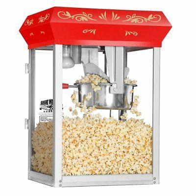 Great Popcorn 8 ounce Foundation