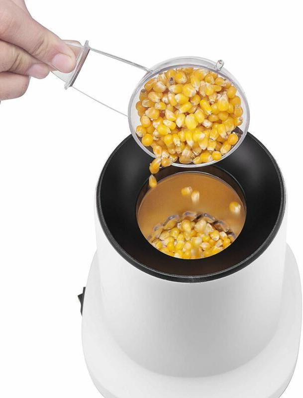 Great Popcorn 6276 Popkin White Hot Air Popper,
