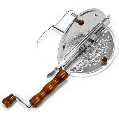 Hand Crank Stirring Stovetop Top w/