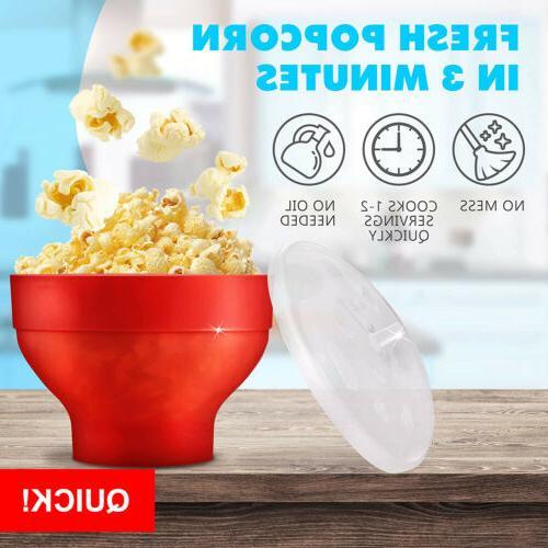 Healthy Popcorn Popper BPA Free