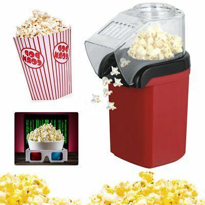 hot air crazy popcorn maker machine pop
