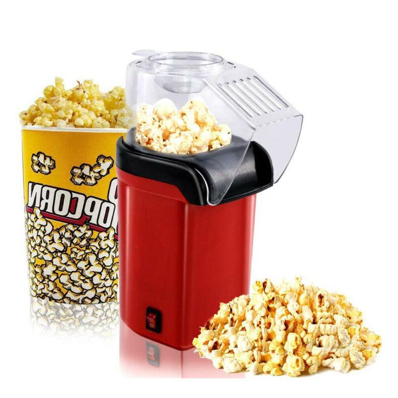 hot air popcorn popper fast maker machine