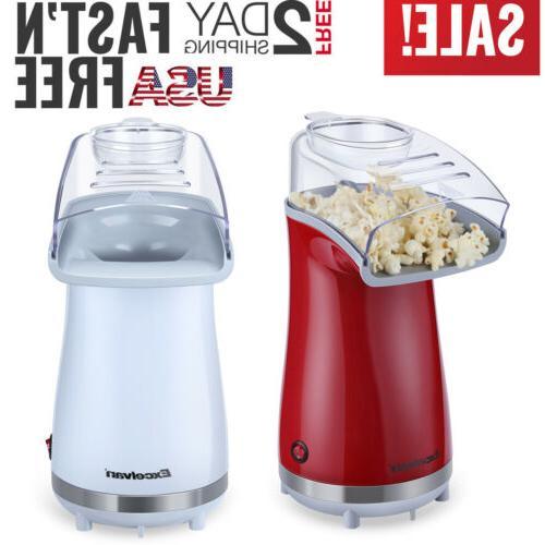 hot air popcorn popper maker machine make