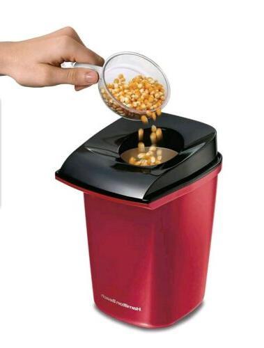 Hamilton Air Popcorn Red